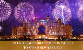 13 Unforgettable Places in World to Spend New Year Eve
